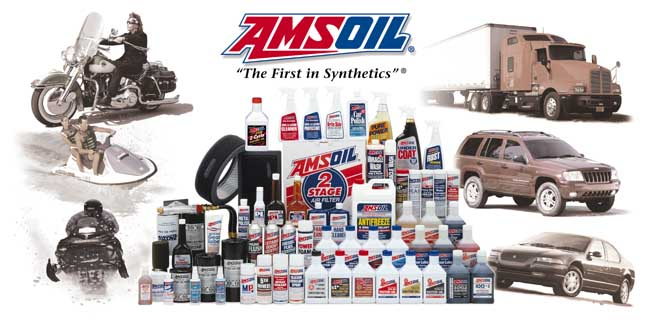 Click Here To Enter The SGC-AMSOIL Store